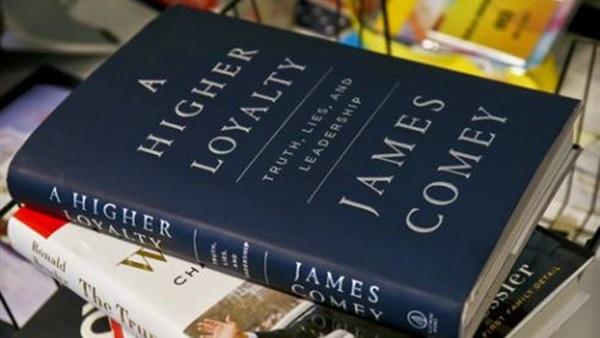 مذكرات جيمس كومي