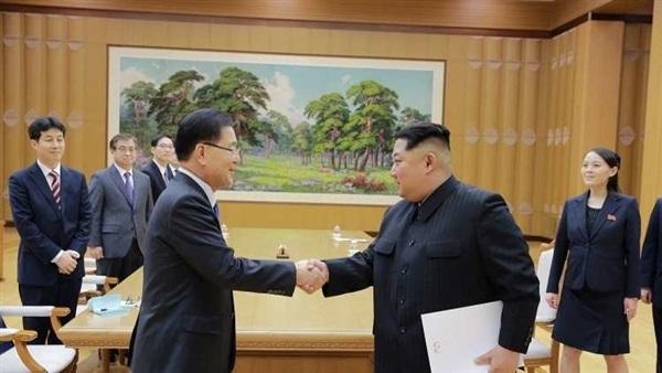 القمة المرتقبة بين الكوريتين