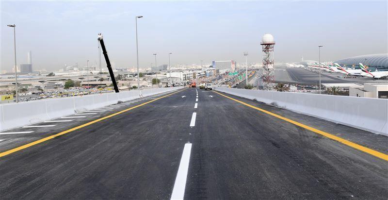 طرق دبي