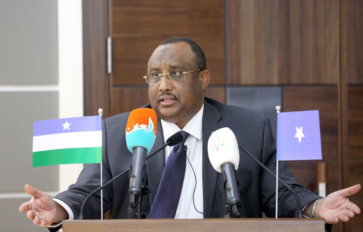 رئيس بونتلاند الصومالية