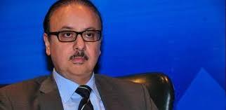 الدكتور ياسر القاضى وزير الإتصالات