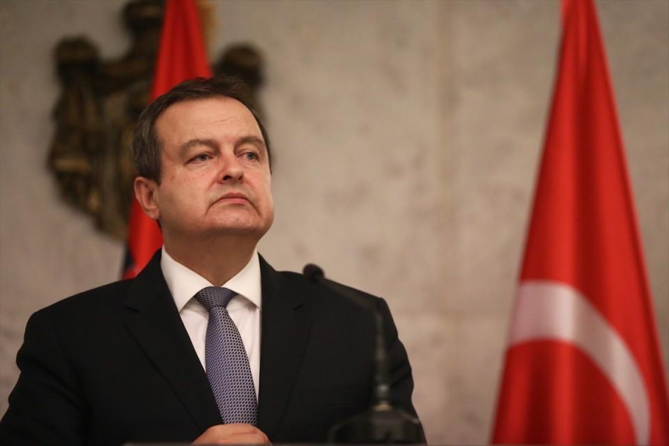 وزير الخارجية الصربي ايفيتسا داتشيتش