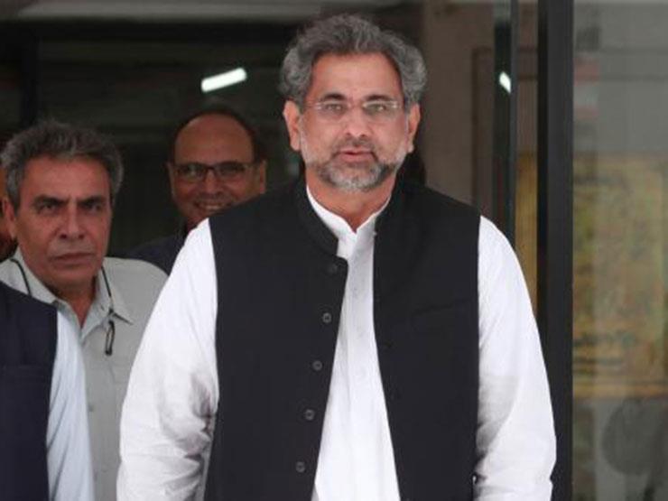 رئيس الوزراء الباكستاني شاهد خاقان عباسي