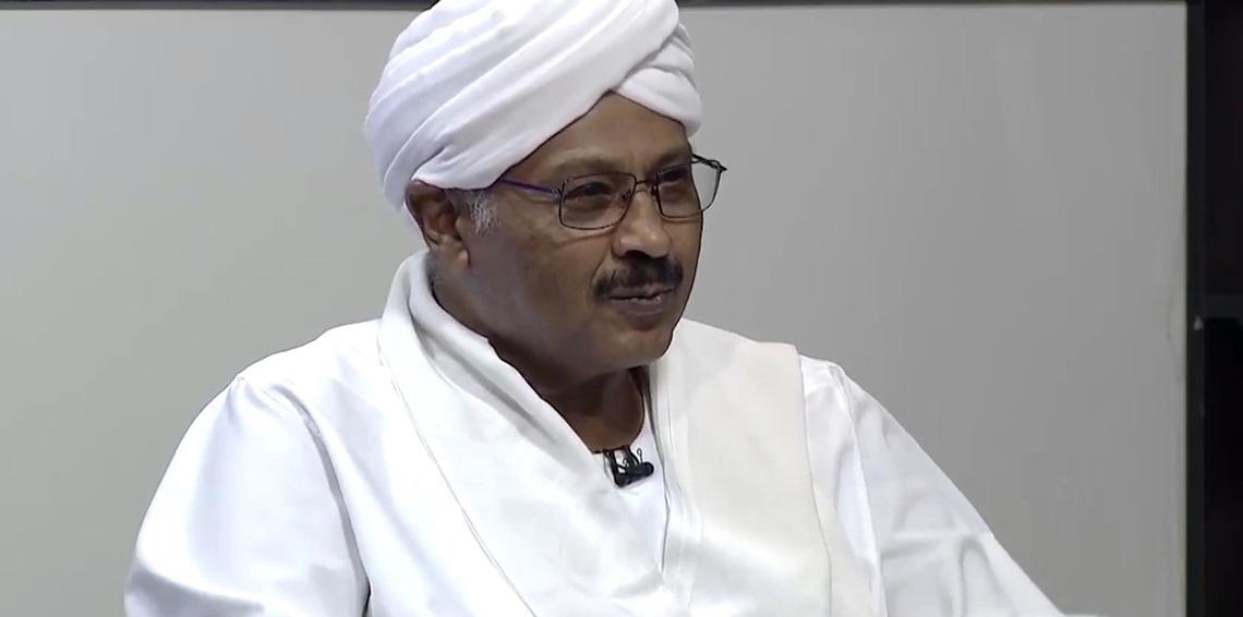 وزير الاستثمار السوداني، مبارك الفاضل