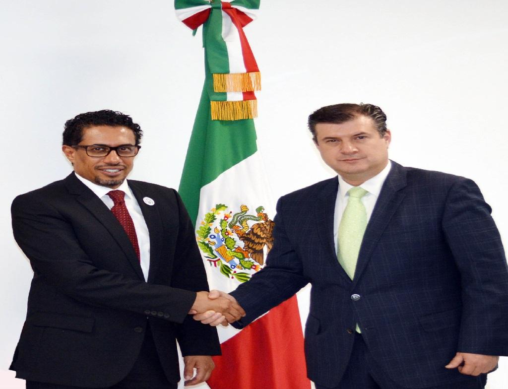 الإمارات تبحث التعاون الاقتصادي مع المكسيك