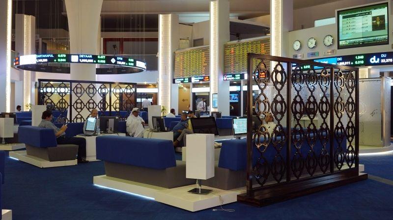 استثمارات بنوك الإمارات في الأسهم