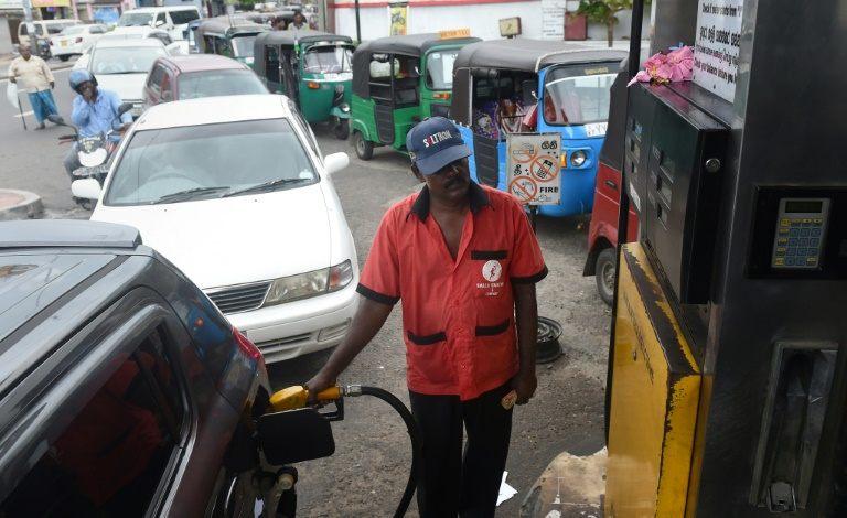 ارتفاع كبير لأسعار الوقود في سريلانكا