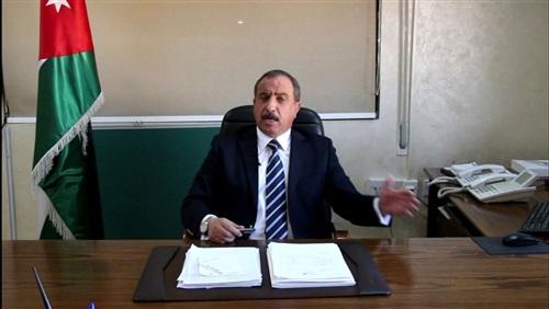 مدير عام هيئة النقل البري صلاح اللوزي