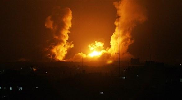 صواريخ أطلقت من سوريا