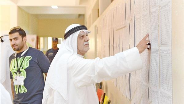 فتح أبواب الاقتراع لانتخاب المجلس البلدي بالكويت
