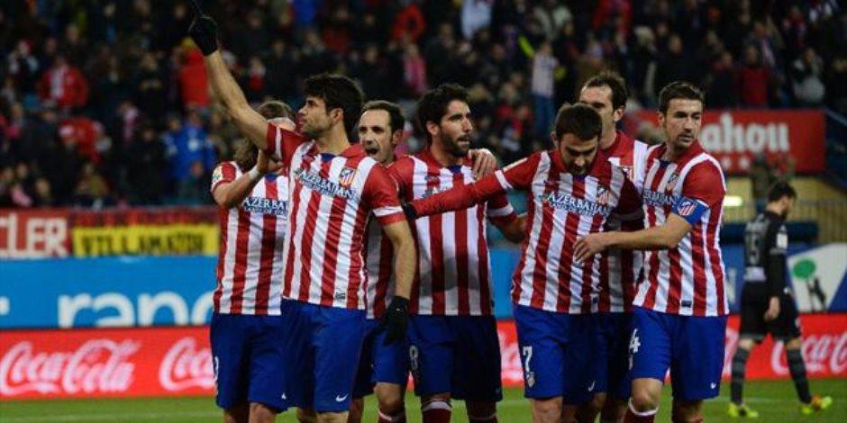 أتلتيكو مدريد الإسباني