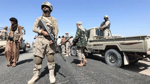 قوات الشرعية اليمنية