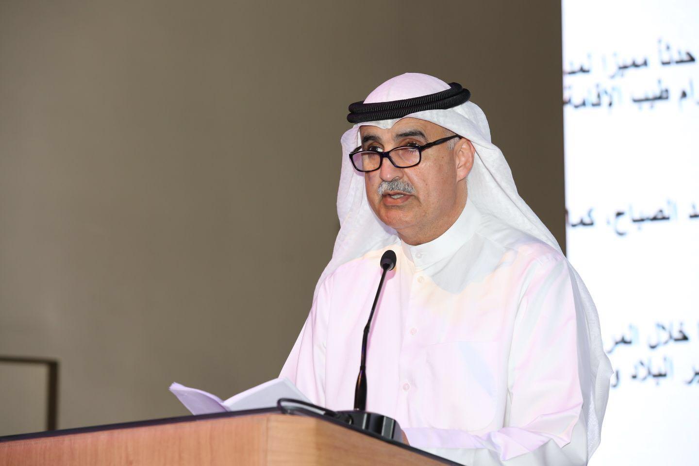 نزار العدساني الرئيس التنفيذي لمؤسسة البترول الكويتية