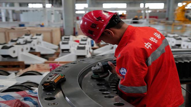 الشركات الصينية