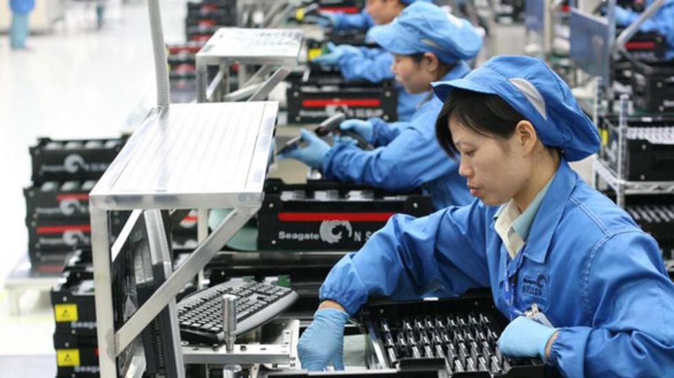 الأرباح الصناعية بالصين
