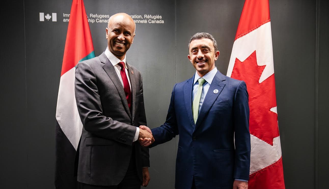 كندا تعفي مواطني الإمارات من تأشيرة الدخول إلى أراضيها