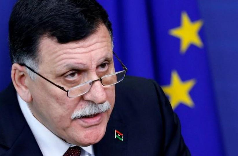 رئيس الوزراء الليبي فائز السراج