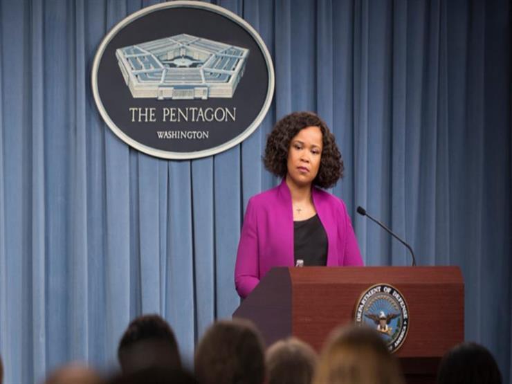 دانا وايت المتحدثة باسم وزارة الدفاع الأمريكية