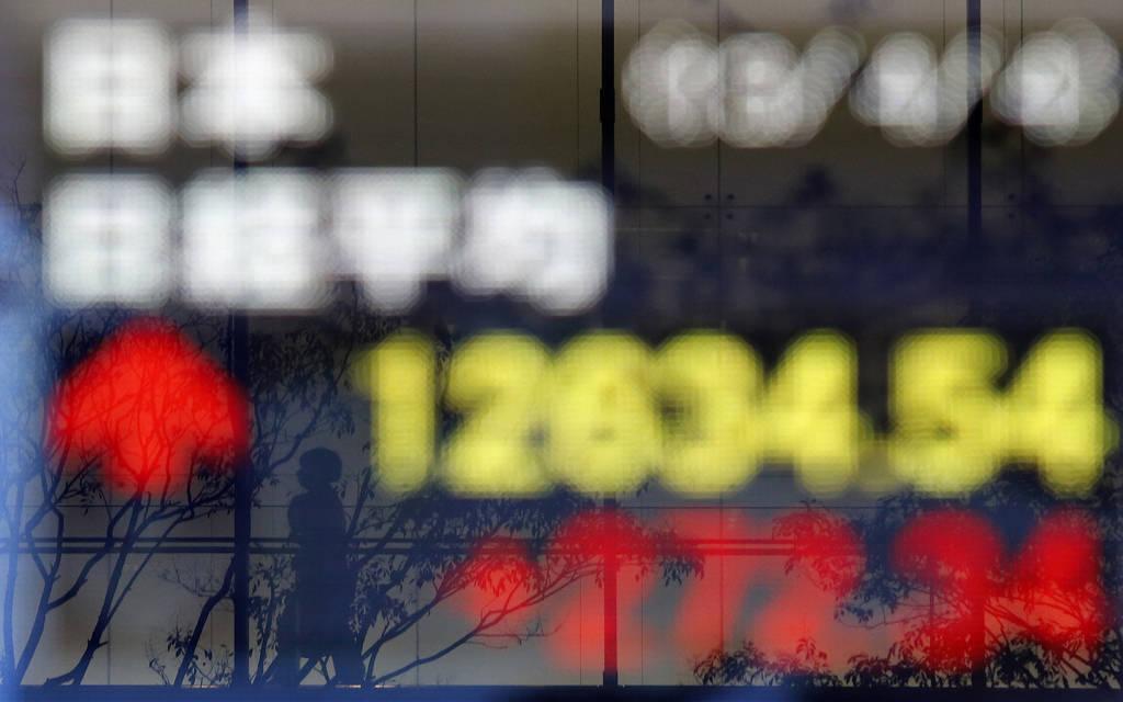 البورصة الصينية