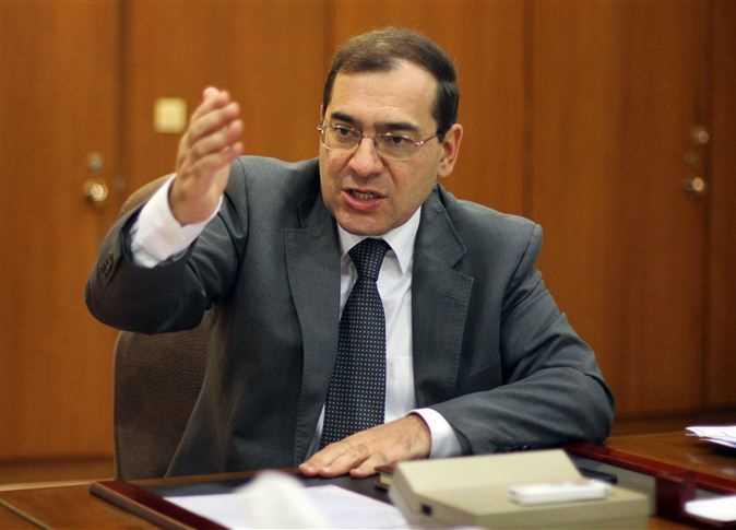 المهندس طارق الملا وزير البترول والثروة المعدنية المصري