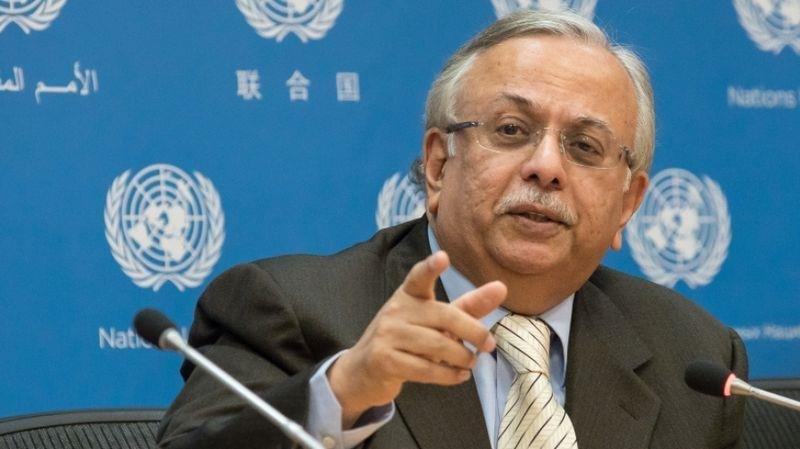 السفير عبد الله بن يحيى المعلمى