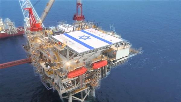 حقل غاز اسرائيلي