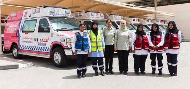 اسعاف دبي