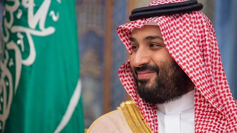 ولي العهد السعودى الامير محمد بن سلمان