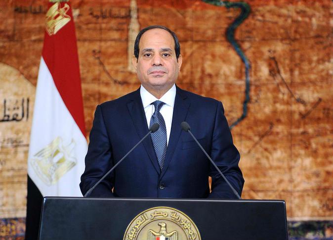 فخامة الرئيس المصري عبدالفتاح السيسي