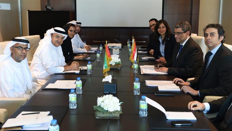 من فعاليات الدورة الثالثة للمشاورات السياسية بين الإمارات ومصر