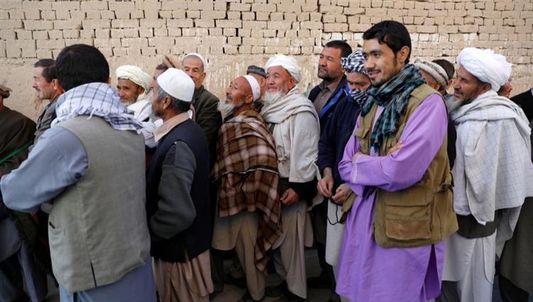 الانتخابات البرلمانية الأفغانية