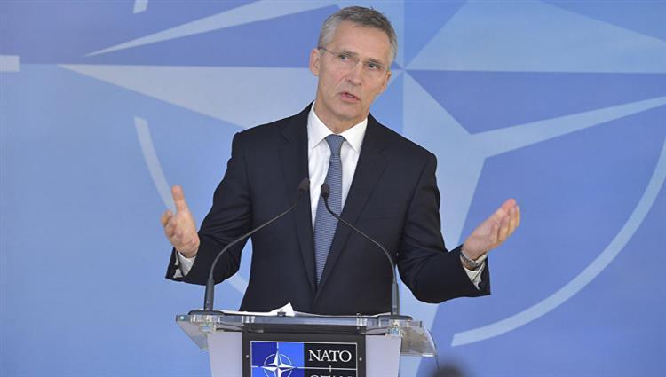 الأمين العام لحلف الناتو ينس ستولتنبرج