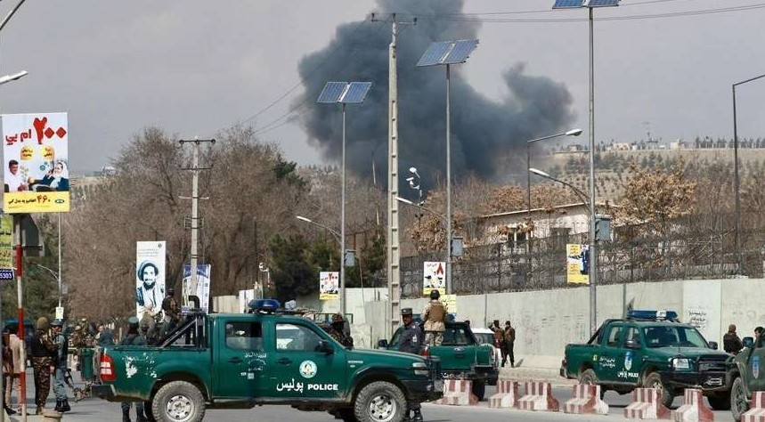 هجوم انتحاري على أكبر سجون أفغانستان