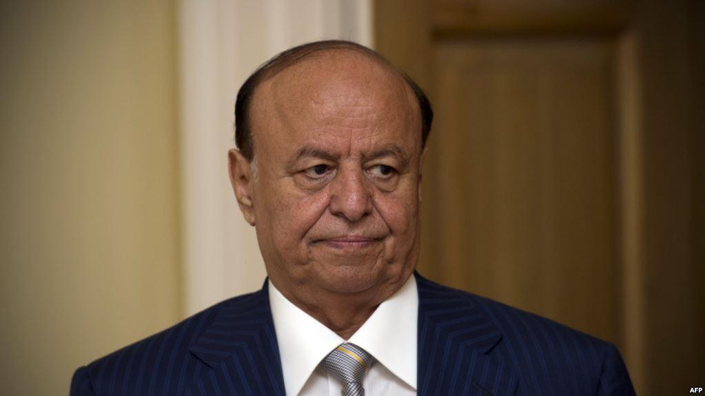 الرئيس اليمني عبد ربة منصور هادي