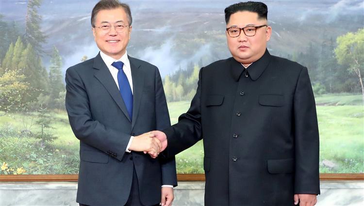 زعيما الكوريتين سيلتقيان قريباً في سول