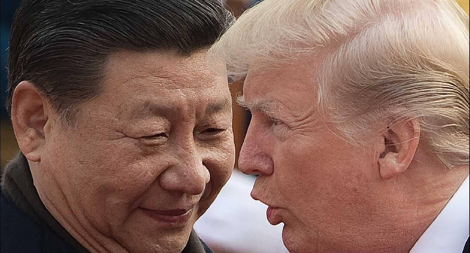 ترامب: الصين ترغب في أن تضع الحرب أوزارها تجارياً مع واشنطن