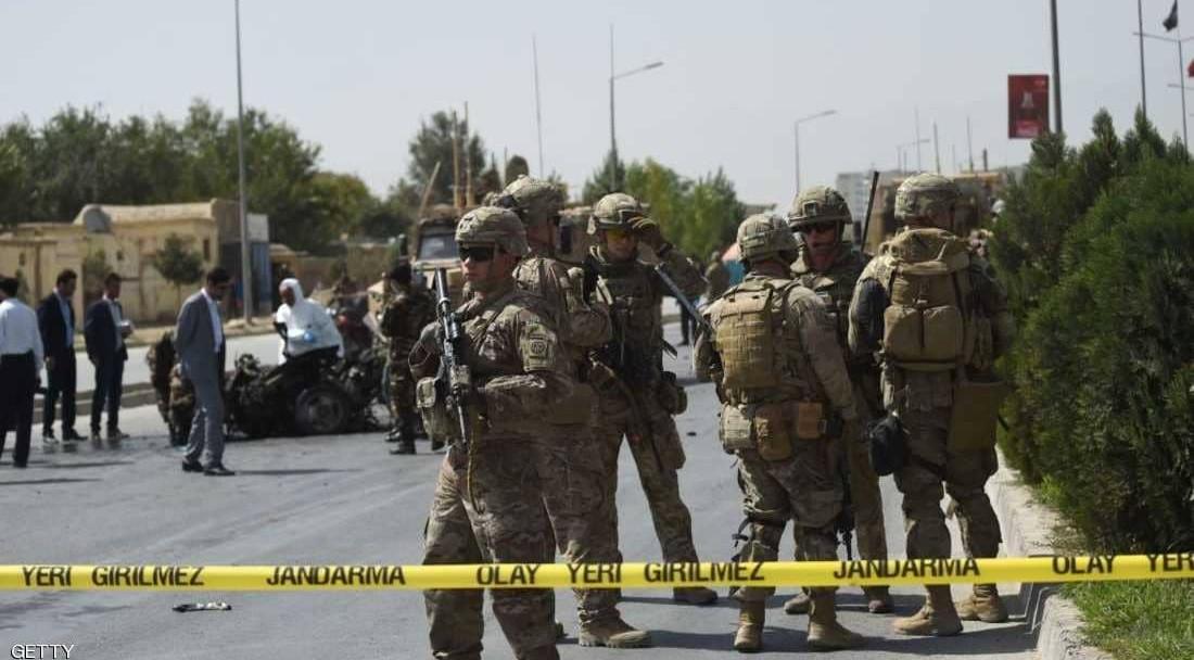 عبوة بدائية تقتل وتجرح جنوداً أميركيين في أفغانستان
