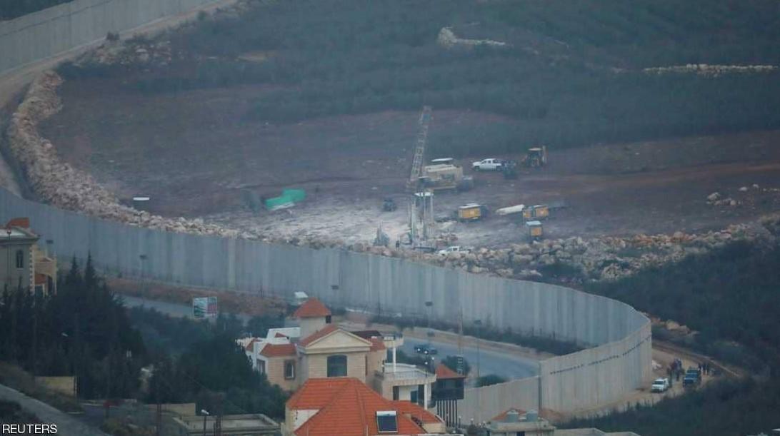 إسرائيل تكتشف نفقاً آخر لحزب الله يمتد من لبنان