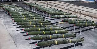 بعض الأسلحة الإيرانية فى اليمن_صورة أرشيفية
