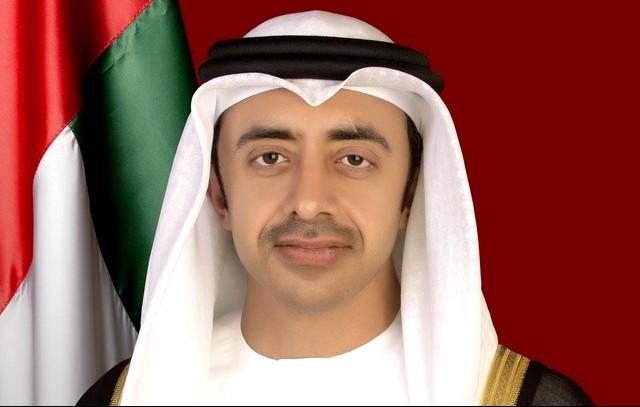 35 دبلوماسياً يؤدون اليمين القانونية أمام عبدالله بن زايد