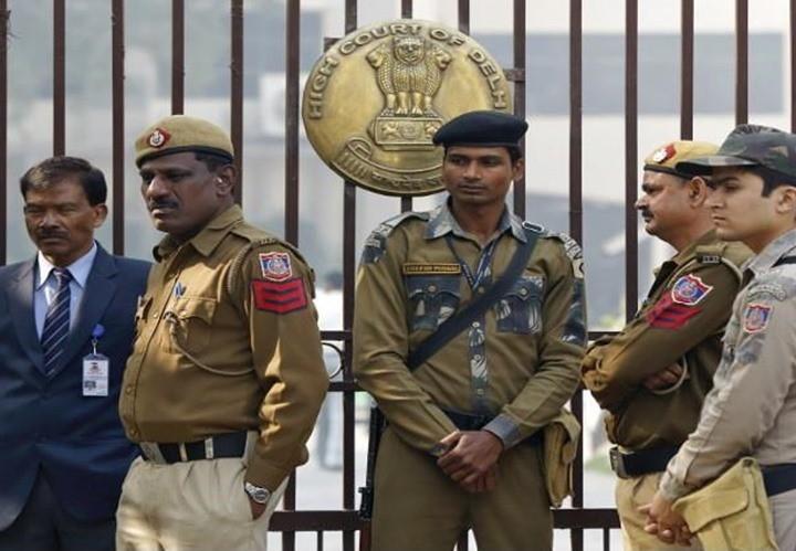 الشرطة الهندية - الأرشيف