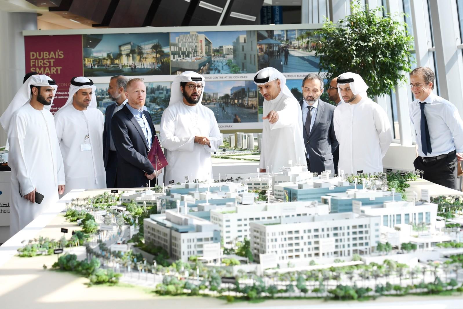 إنجاز أول مدينة ذكية متكاملة في دبي