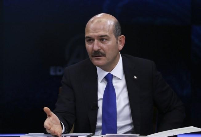 وزير الداخلية التركي، سلَيمان صويلو