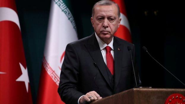 أردوغان: على دولالحلف الأطلسيعدم فرض عقوبات على بعضها البعض