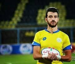 محمود متولي لاعب الإسماعيلي