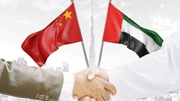 الإمارات والصين