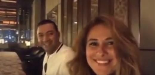 شيري عادل ترد على شائعة طلاقها من معز مسعود