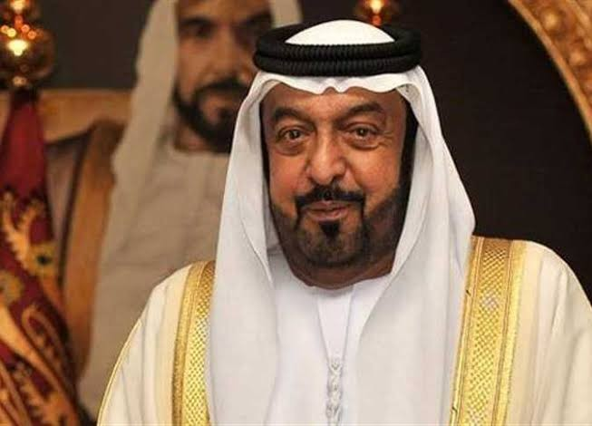 سمو الشيخ خليفة بن زايد