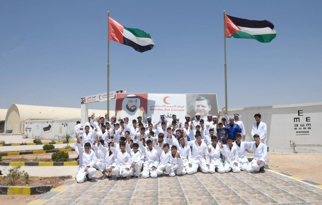 يستهدف اللاجئين السوريين بمخيم مريجيب في الأردن