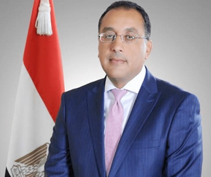 مصطفى مدبولي رئيس الوزراء